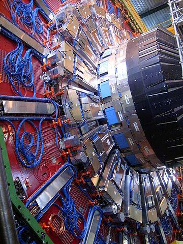Der LHC am CERN